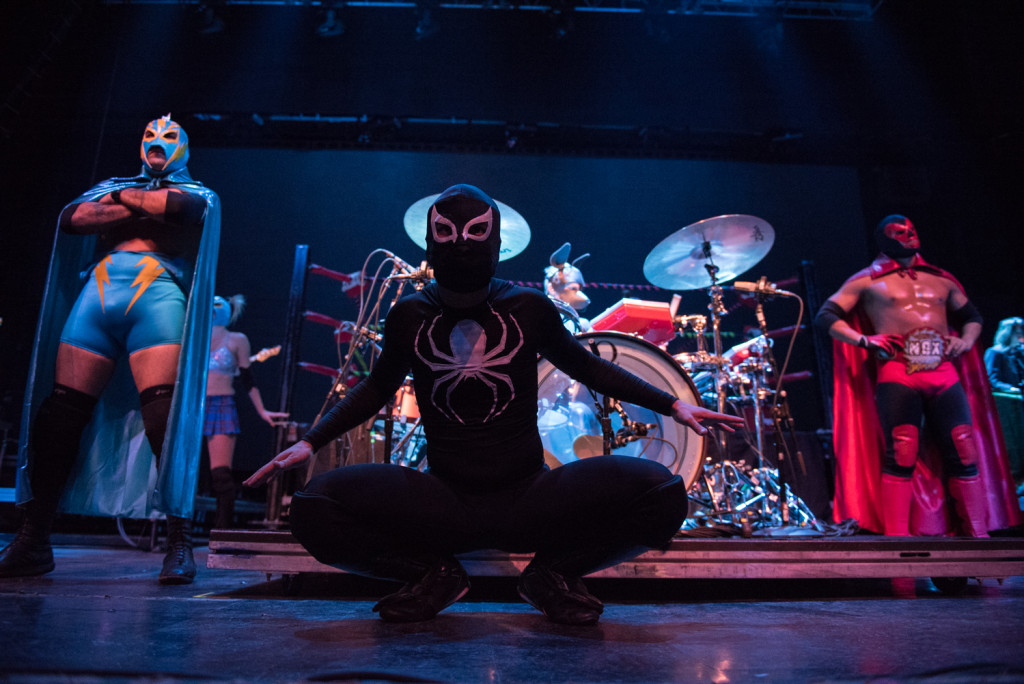 Puscifer live | Photo by James Currie ©