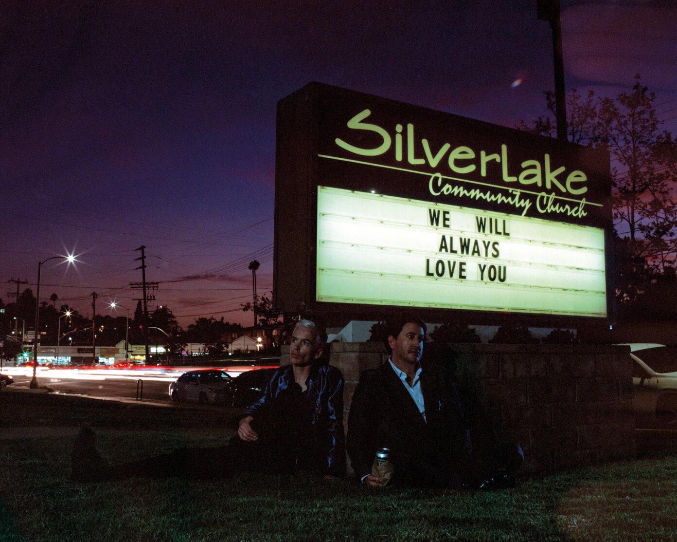 Foto van The Avalanches door Grant Spanier